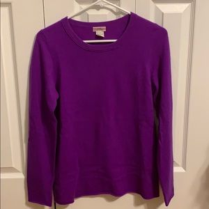 J. crew 100% Italian cashmere sweater